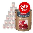 Animonda GranCarno Adult Single Protein Supreme 24 x 800 г