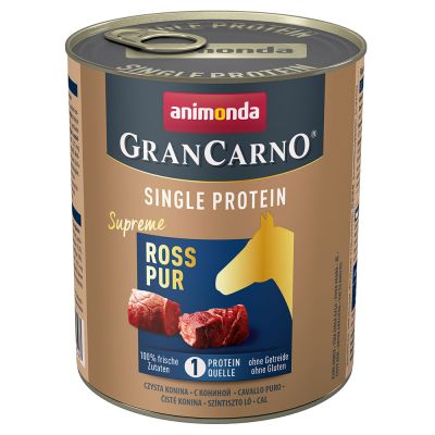 Animonda GranCarno Adult Single Protein Supreme 6 x 800 g