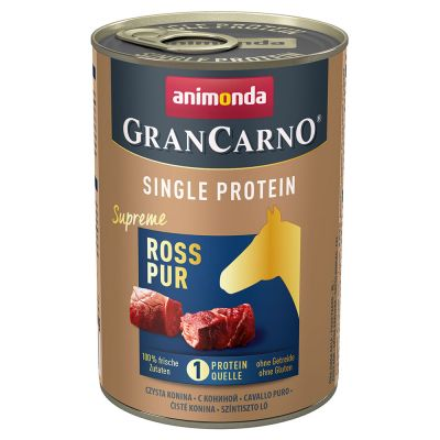Animonda GranCarno Adult Single Protein Supreme 6 x 400 g