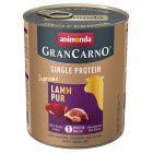 Animonda GranCarno Adult Single Protein Supreme 6 x 800 g pour chien