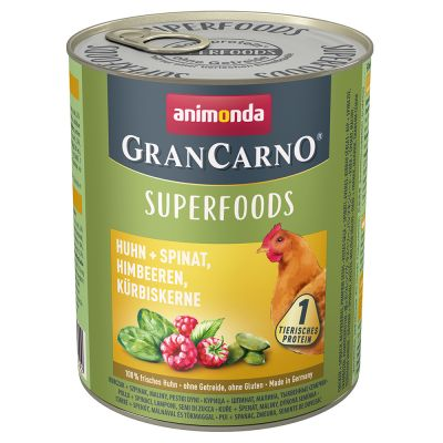 Animonda GranCarno Adult Superfoods Mixpaket