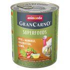Animonda GranCarno Adult Superfoods 6 x 800 г
