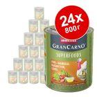 Animonda GranCarno Adult Superfoods 24 x 800 г