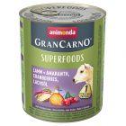 Animonda GranCarno Adult Superfoods 6 x 800 g