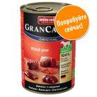 Пробная упаковка Animonda GranCarno Original Adult 6 x 400 г