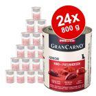 Animonda GranCarno Original Adult  24 x 800 g