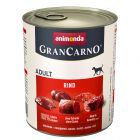 Animonda GranCarno Original Adult, 6 x 800 g