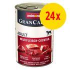 Animonda GranCarno Original Adult 24 x 400 g