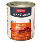 Animonda GranCarno Original Junior 6 x 800 г
