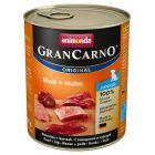 Animonda GranCarno Original Junior 6 x 800 g pour chiot