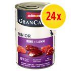 Animonda GranCarno Original Senior  24 x 400 g