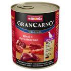 Animonda GranCarno Original Senior, 6 x 800 g