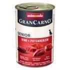 Animonda GranCarno Original Senior 6 x 400 g pour chien