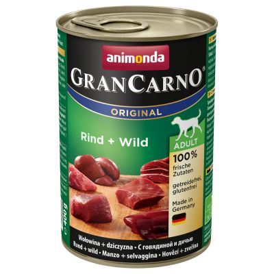 Animonda GranCarno Original 12 x 400 g