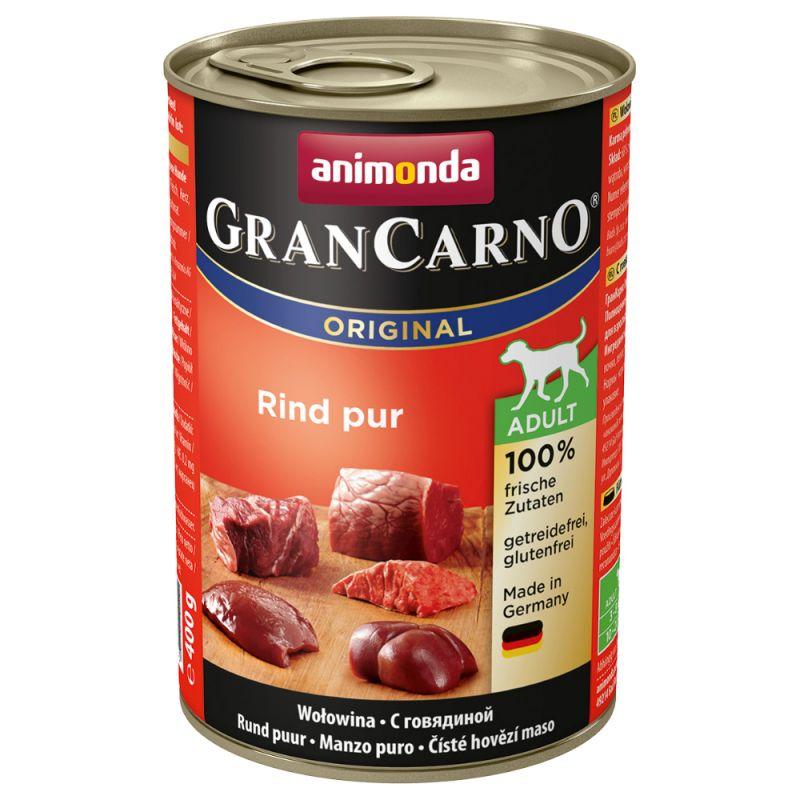 Animonda GranCarno Original 6 x 400 g