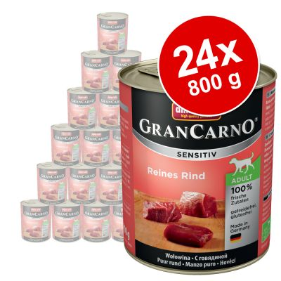 Animonda GranCarno Sensitive 24 x 800 g