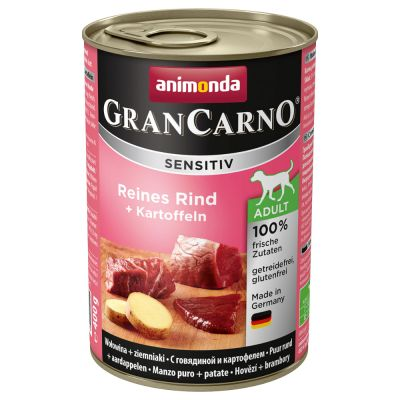 Animonda GranCarno Sensitive 6 x 400 g