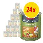 Animonda GranCarno Superfoods Adult 24 x 800g