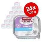 Animonda Integra Protect Adult Diabet Tăviță 24 x 100 g