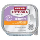 Animonda Integra Protect Adult Diabetes tálcás 6 x 100 g