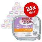 Animonda Integra Protect Adult Diabetes 24 x 100 г