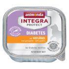 Animonda Integra Protect Adult Diabetes Δισκάκι 6 x 100 g