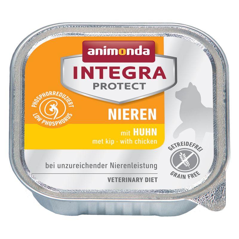 Animonda Integra Protect Adult Renal, tacki, 6 x 100 g