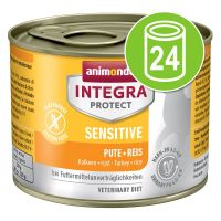 Animonda Integra Protect Adult Sensitive Blik Kattenvoer 24 x 200 g