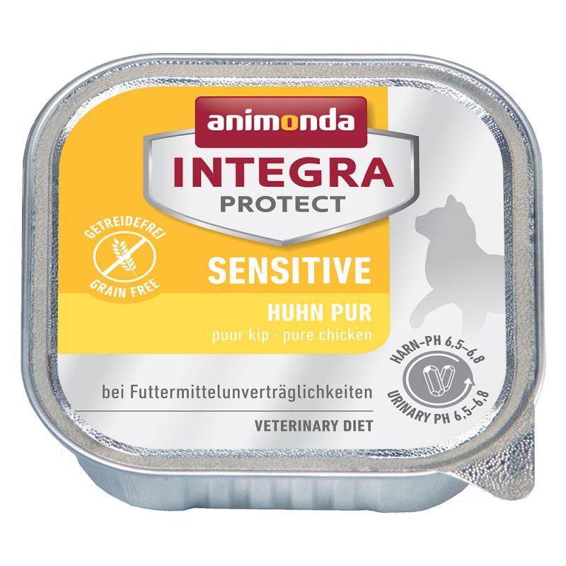 Animonda Integra Protect Adult Sensitive Tăviță 6 x 100 g