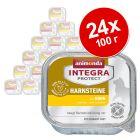 Экономупаковка Animonda Integra Protect Adult Struvit 24 x 100 г
