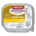 Animonda Integra Protect Adult - при бъбречни камъни, в купичка 6 x 100 г