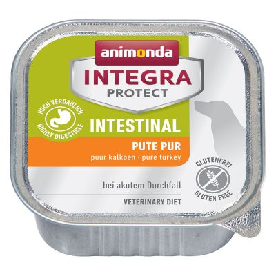Animonda Integra Protect Intestinal Schale, Pute