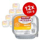 Animonda Integra Protect Nieren Schaaltje 12 x 150 g Hondenvoer