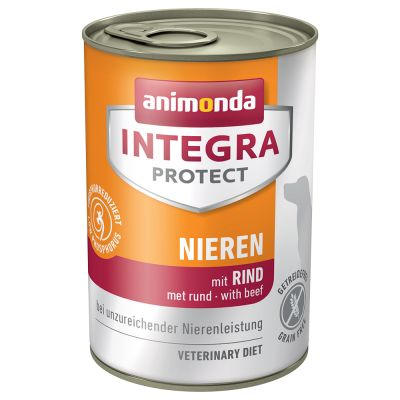 Animonda Integra Protect Renal, puszki, 6 x 400 g