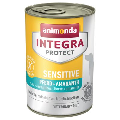 Animonda Integra Protect Sensitive, puszki, 6 x 400 g