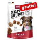 Animonda Meat Chunks, przysmak dla psa, 80 g gratis!