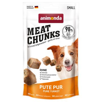 Animonda Meat Chunks Small Snack Hond