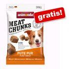 Animonda Meat Chunks, z indykiem, 30 g gratis dla Ciebie!
