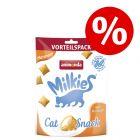 Animonda Milkies Knuspertaschen 120 g für nur 1 €