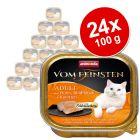 Animonda vom Feinsten Adult Meniuri Gourmet 24 x 100 g