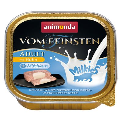 Animonda vom Feinsten Adult Milkies Mixed Pack 4 x 100g