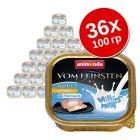 Экономупаковка Animonda Vom Feinsten Adult Milkies 36 x 100 г