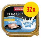 Animonda Vom Feinsten Adult Milkies 32 x 100 g