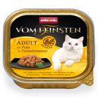 Animonda vom Feinsten Adult NoGrain en sauce 6 x 100 g pour chat