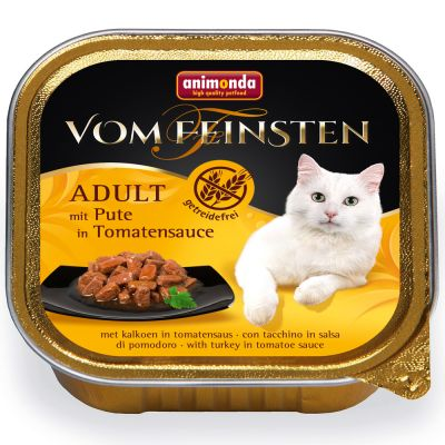 Animonda vom Feinsten Adult NoGrain in salsa 36 x 100 g