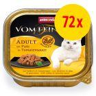 Animonda vom Feinsten Adult NoGrain in Sauce 72 x 100 g
