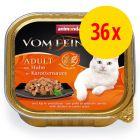 Animonda vom Feinsten Adult NoGrain in Sauce 36 x 100 g