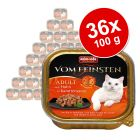 Animonda vom Feinsten Adult NoGrain v omáčce 36 x 100 g