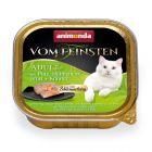 Animonda Vom Feinsten Adult s náplňou pre labužníkov 6 x 100 g