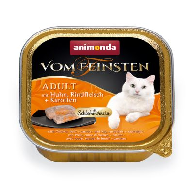 Animonda vom Feinsten Adult Tasty Fillings 6 x 100g